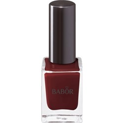 Photo de BABOR Nail Color 04 rouge noir 7ml