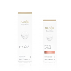 Imagen de BABOR CLEANSING CP HY-OIL + Set Reactivo Fitoactivo