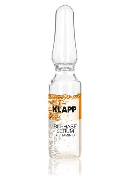 Afbeelding van KLAPP Power Effect Bi-Phase + Vitamine C Set 7x1ml