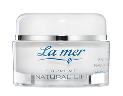 Photo de La mer SUPREME Natural Lift Crème anti-âge Nuit sans parfum 50ml