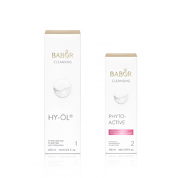Imagen de BABOR CLEANSING CP Hy-Oil + Set Sensitivo Fitoactivo