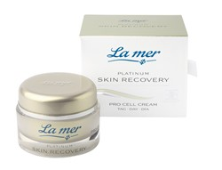 Picture of La Mer Platinum Skin Recovery Pro Cell Day with Perfume 50 ml