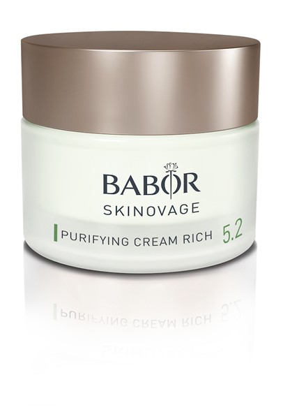Picture of BABOR SKINOVAGE Purifying Cream rich 50ml