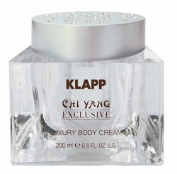 Изображение KLAPP Chi Yang Exclusive Luxury Body Cream 200ml