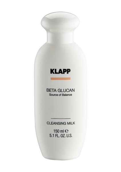 Photo de KLAPP Beta Glucan Lait Démaquillant 150ml