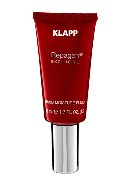 Photo de KLAPP Repagen Exclusif Fluide Hydratant Pour Les Mains 50 ml