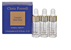 Afbeelding van CHRIS FARRELL Mineraaltherapie Concrete Dew Drop 3x4ml