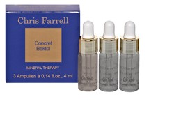 Picture of CHRIS FARRELL Mineral Therapy Concrete Bactol 3x4ml