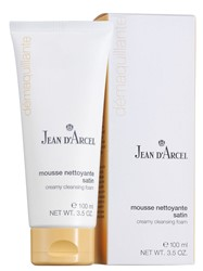 Picture of Jean D'Arcel démaquillante mousse nettoyante satin 100ml