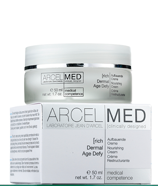 Photo de Jean D'Arcel ARCELMED Dermal Age Defy rich 50ml