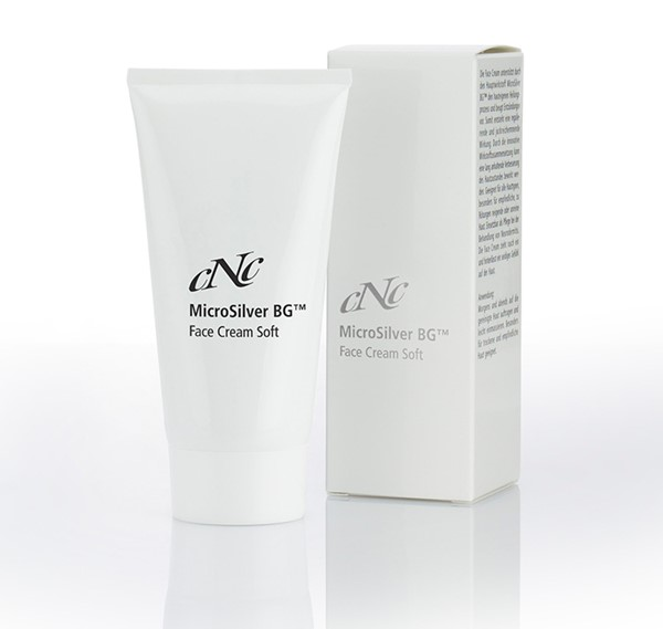 Photo de CNC MicroSilver Face Cream Soft 50ml