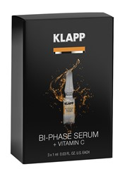 Photo de KLAPP Power Effect Bi-Phase + Vitamin C Set 3x1ml