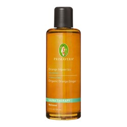 Photo de Primavera sauna concentré orange gingembre 100ml