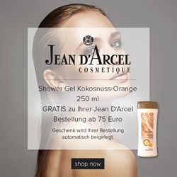 Изображение Beauty Deal: Jean D'Arcel Shower Gel Kokosnuss-Orange 250ml