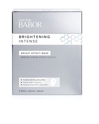 Photo de DOCTOR BABOR Brightening Intense Bright Effect Gesichtmaske 5St