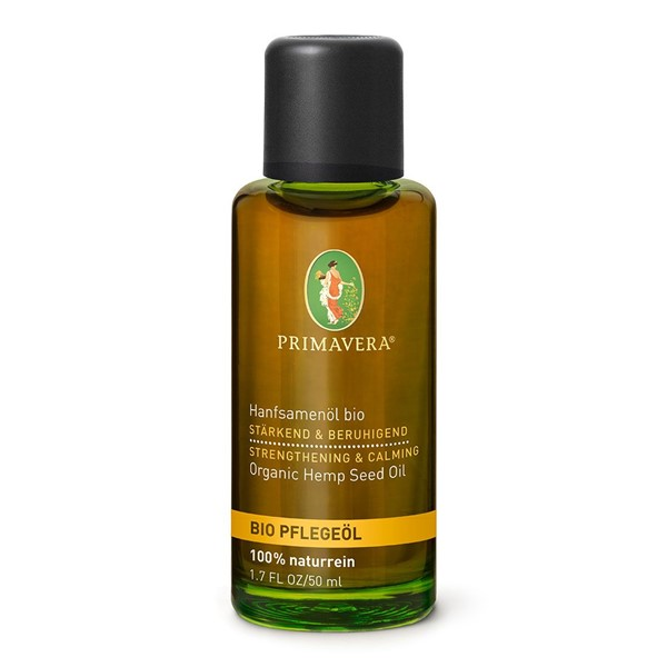 Picture of Primavera hemp seed oil organic 50ml