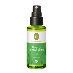 Picture of Primavera Happy Lemongrass Raumspray Bio 50ml