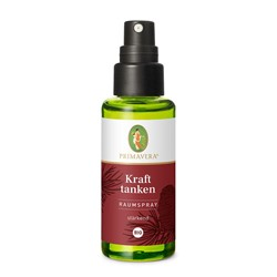 Picture of Primavera Kraft Tanken Raumspray Bio 50ml