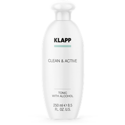 Afbeelding van KLAPP Clean & Active Tonic met alcohol 250ml