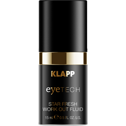 Imagen de KLAPP eyeTECH Star Fresh Work Out Fluid 15ml