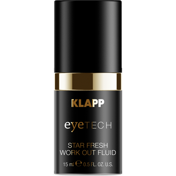 Photo de KLAPP eyeTECH Star Fresh Work Out Fluide 15 ml