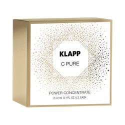 Imagen de Klapp C Pure Power Concentrate Sondergröße 2x2ml