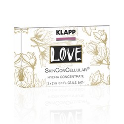 Picture of KLAPP SkinConCellular Love Ampullen-Set Hydra 3x2ml