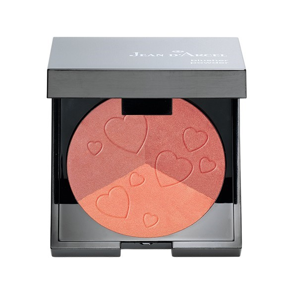 Picture of Jean D'Arcel Blusher Powder no. 07 Sunset