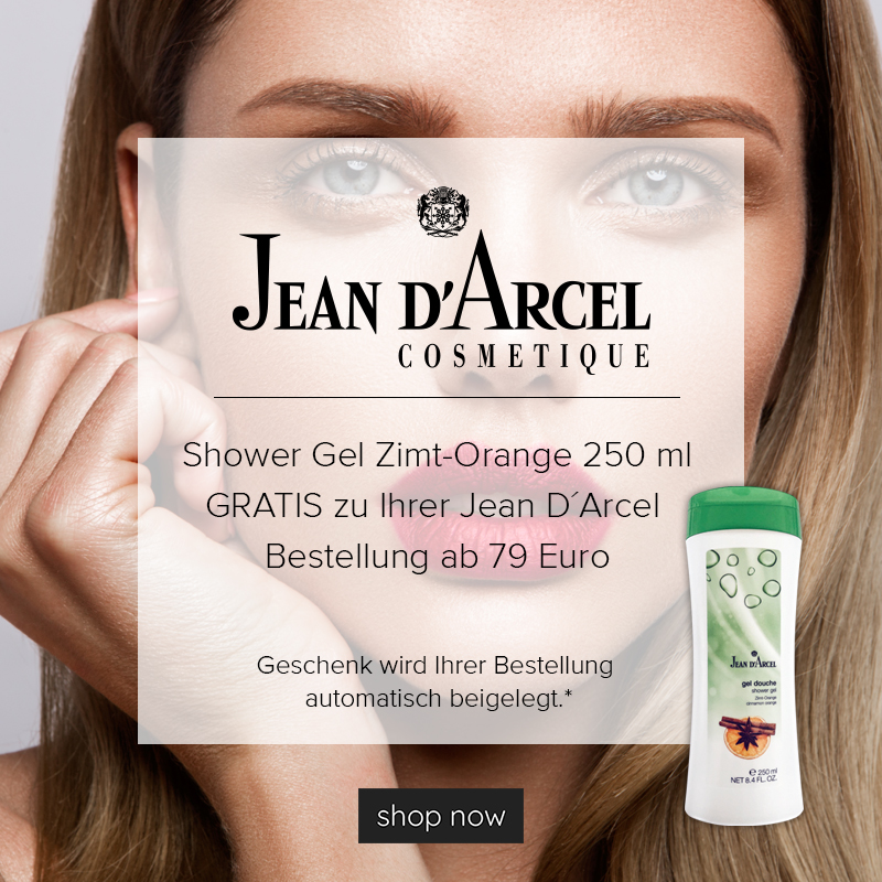 Jean D'Arcel Beauty Deal