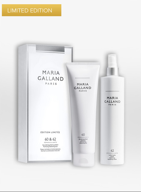 Maria Galland 60 - 62 Purifying Cleansing Duo 2tlg 300ml + 400ml